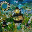 Bees © Pauline McGee 2019 - SOLD