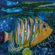 Fish © Pauline McGee 2019 - SOLD